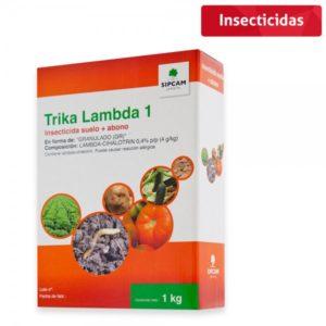TRIKA LAMBDA 1......Nuevo insecticida de suelo
