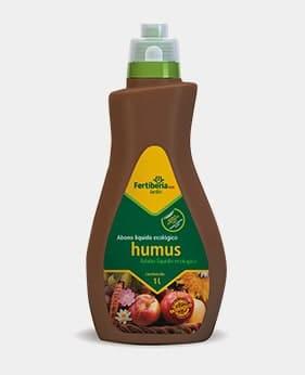 Abono líquido ecológico Humus Fertiberia