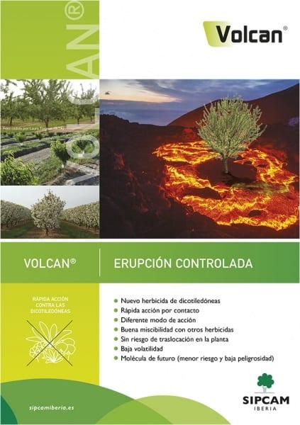 Volcan………soluciones para el Viñedo