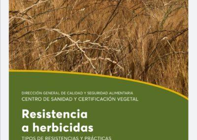 RESISTENCIA A HERBICIDAS