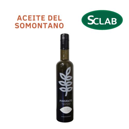 Aceite Somontano